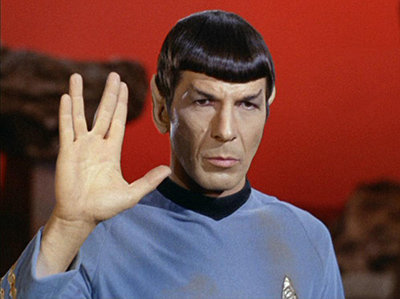 Spock - Live long and prosper